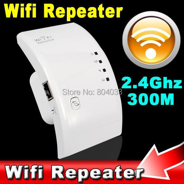 Wireless Wifi Repeater 802.11N/B/G Network Router Expander W-ifi Antenna Wi fi Roteador Signal Amplifier Repetidor US/EU Plug(China (Mainland))