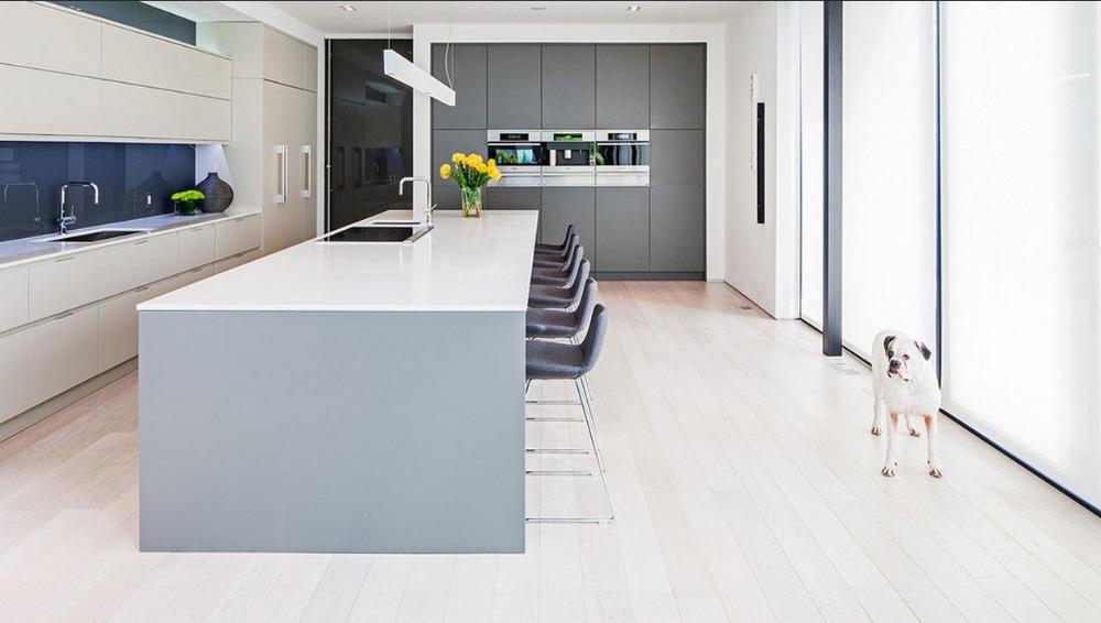 Free design customized high gross lacquer kitchen cupboard blum hinges modern kitchen countertop quartz stone(China (Mainland))