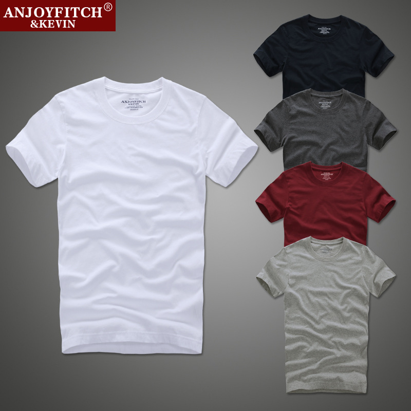 100 cotton brand men t shirt 2015 new arrival casual short for High end men s shirts