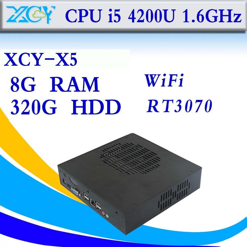 Mini Pc  I5 4200U 4300U 4350U 4200Y  Low Price And Best QualityLatest Mini Computer Cheap Mini Pc Station Thin Client<br><br>Aliexpress
