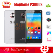 5.0 inch Elephone P3000S Mobile Phone 4G LTE Smartphone 3G WCDMA cellphone MTK6592 Octa Core Android4.4 2GB RAM 16GB ROM OTG GPS(China (Mainland))