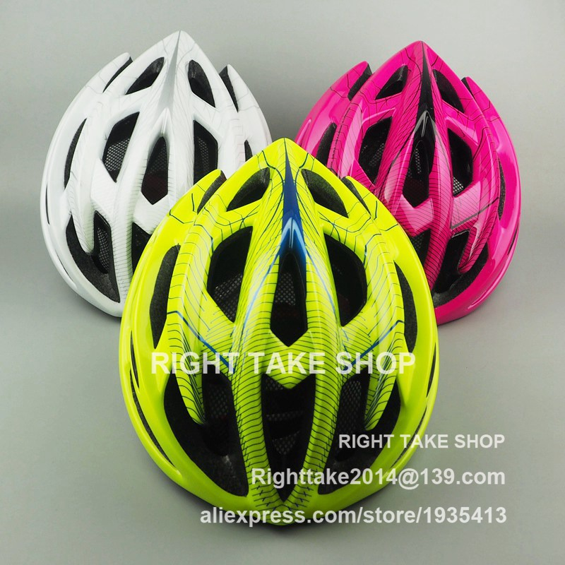No logo Pink helmet Rudy Casque Road Cycling helmets Bike Helmet Capacete Ciclismo cascos Size M/L(China (Mainland))