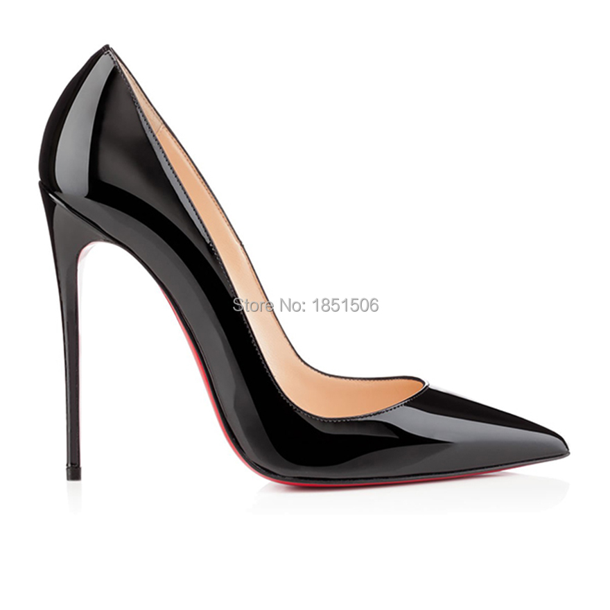 women pumps 2016 new fashion woman shoes The shoe have 6 colors sexy colors high with