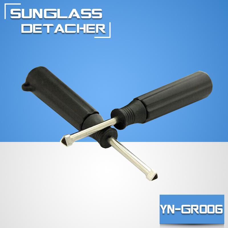 1PCS eas detacher sunglass detacher for eas sunglass tag optical tag removel(China (Mainland))