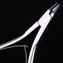 Beauty Your Nail 1 X Stainless Steel Toe Cuticle Nipper Trimmer Cutter Nail Art Clipper High