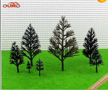 Buy model making architecture size ho, n,g scale model train layout miniature plastic model tree arm for $6.30 in AliExpress store