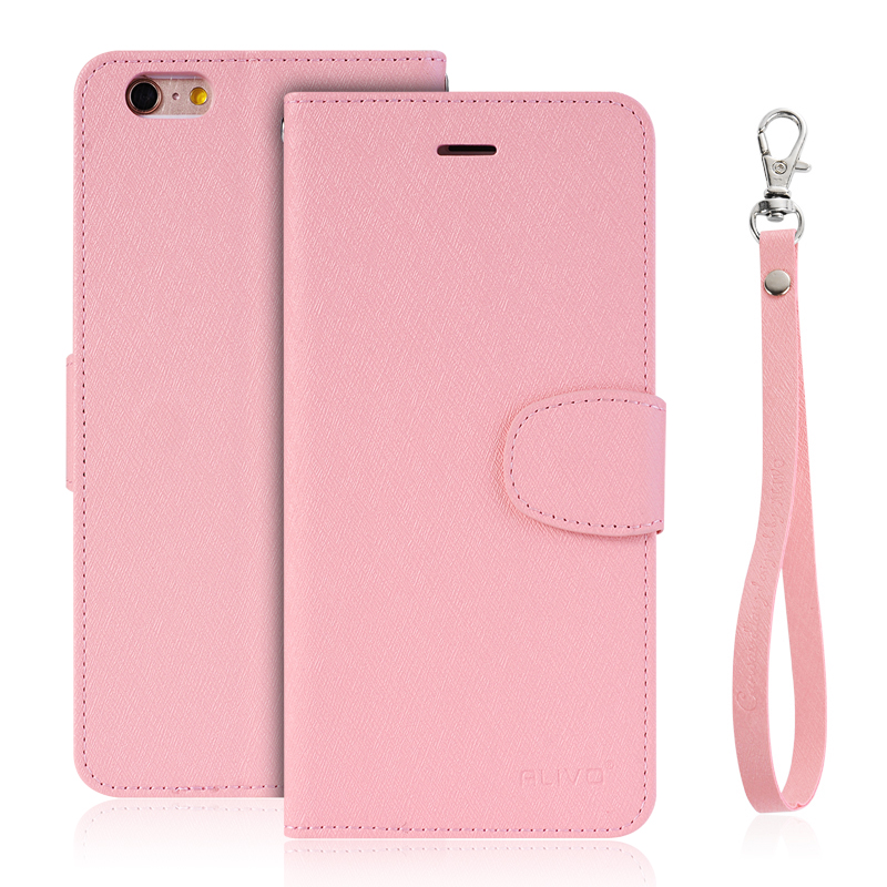 For iPhone 6 6S Silk Texture Wallet Leather Flip case with card slot bag for Apple iPhone 6 6S 6Plus PU leather stand cover case(China (Mainland))