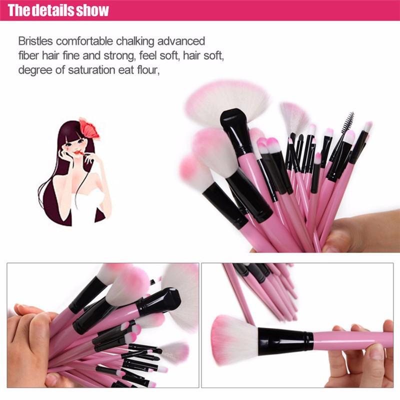Professional-32pcs-Cosmetic-eye-Make-up-Brush-Kit-32-pcs-Makeup-Brushes-Tools-Set-beauty-Black-Pink-brochas-pinceaux-maquillage (4)