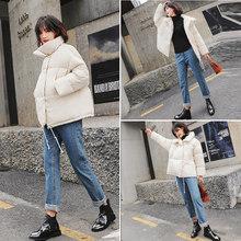 Sonbahar Kış Ceket Kadın Ceket Moda Kadın Standı Kış Ceket Kadın Parka Sıcak Rahat Artı Boyutu Palto Ceket Parkas(China)