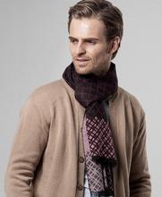[Peacesky 2017 nueva marca de invierno de los hombres de la bufanda de la Cachemira de los hombres bufandas envío gratuito YH101(China)