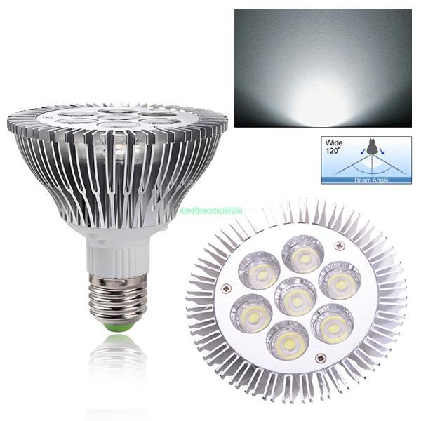 Cool White AC 86V-265V 14W Energy Saving E27 PAR LED Light Screw Bulb Fitting Cool White 120' EB2524(China (Mainland))