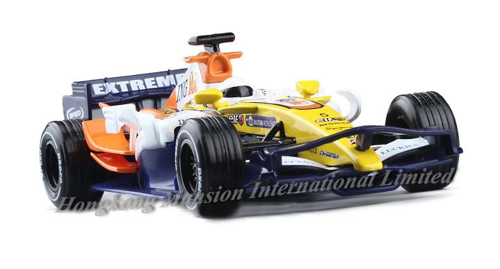 132 Car Model For Renault R28 F1 Racing (3)
