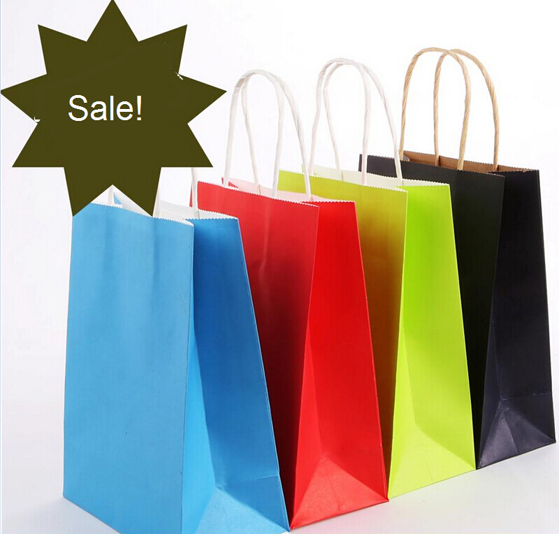 Size:32*11*25cm, pink paper shopping bag , packaging paper gift bags ,blue paper gift bags(China (Mainland))