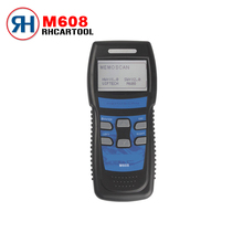 Memoscan M608 Mitsubishi fault code reader Support all MITSUBISHI cars, Handheld OBD2 Scanner, OBD2 Diagnostic Tool,Free Ship(China (Mainland))