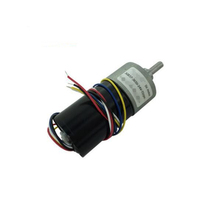 Buy 12-30V 24V 25W 5 Wire Rotate Speed Redue Brushless Electric DC Geared Motor JGB37-3650 1040/650/345/216/116/72/49/38/24/12/8RPM for $37.45 in AliExpress store
