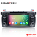 Quad Core Android 4 4 4 For BMW E46 Car DVD Player Stereo GPS Navigation Wifi