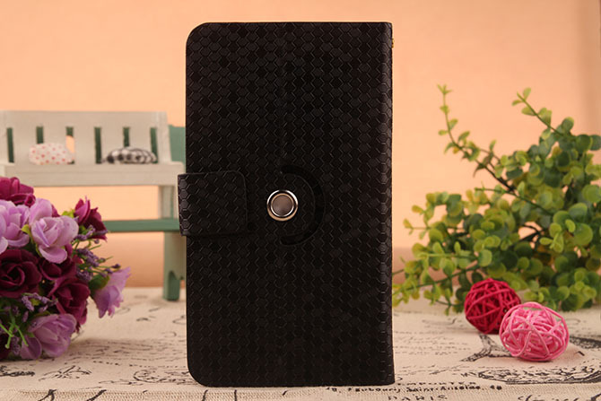 1X Hot Sale 360 Rotating Protective Cover Skin Multicolor Flip-Book PU Leather Case With Card Holder For Haipai I9277 I9220(China (Mainland))