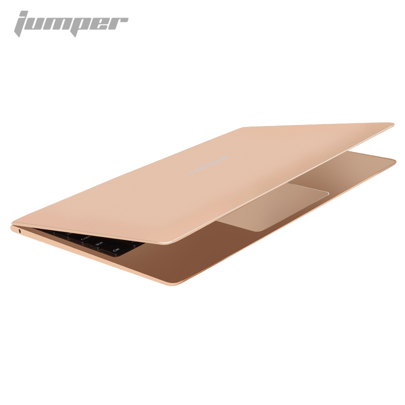 Jumper Air 11.6 Inch Windows 10 Aluminum Laptop Computer 1920x1080 FHD Intel Atom Z8300 4GB RAM 128GB ROM USB Type C Ultrabook(China (Mainland))