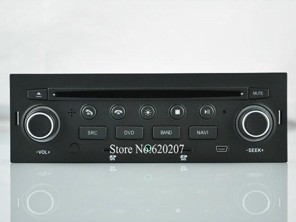 Купить S160 Android 4.4.4 dvd-плеер АВТОМОБИЛЯ ДЛЯ PEUGEOT 206 автомобиль аудио стерео Мультимедиа GPS Quad-Core
