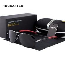 2016 NEW Mens Sunglasses Brand Designer High Quality Polarized Sunglasses For Driving Sports Rectangle UV400 Sun Glasses for Men