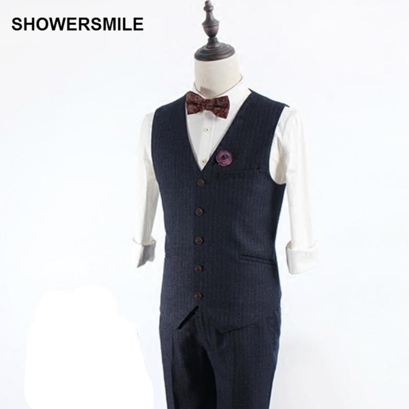 online kaufen gro handel anzug weste braun aus china anzug. Black Bedroom Furniture Sets. Home Design Ideas