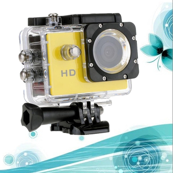 HOT SALE HD 720P Action Digital Camera 1.5 inch Sports waterproof Photo Camera Underwater Camera Video Recorder mini camcorder