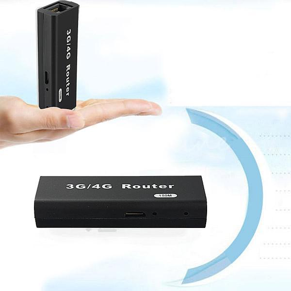 Brand New M1 Mini Portable 150Mbps RJ45 Wireless Support 3G USB Modems WiFi Hotspot IEEE 802.11b/g/n Router Adapter Repeater(China (Mainland))