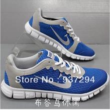 Free shipping Hot Sales New large size fashion leisure men sports shoes Running shoes 40-48