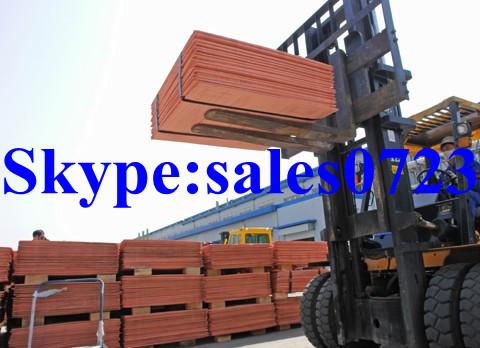 Copper Cathodes 99,99% Grade A(China (Mainland))