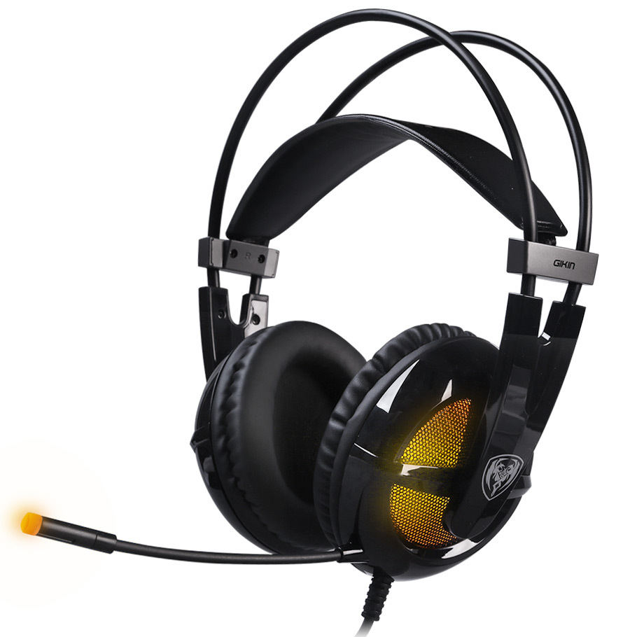 New Arrival earphones & headphones SOMIC G938 Stereo Gaming Headphone with Microphone game PC Headset Free Shipping(China (Mainland))