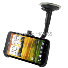 High Quality 360 degree Rotation Suction Cup Car Universal Holder for HTC One X(S720e) Free Shipping(China (Mainland))
