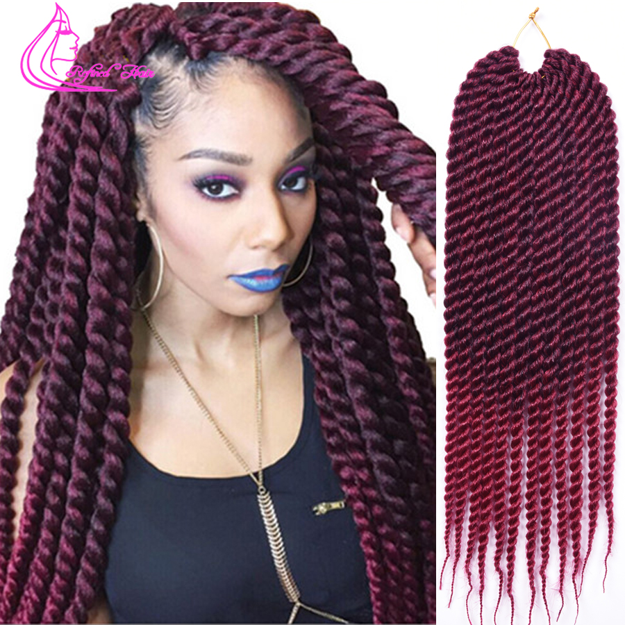 Quality Crochet Hair : Best-Quality-Crochet-Hair-Extensions-Havana-Mambo-Twist-18-12roots-85g ...