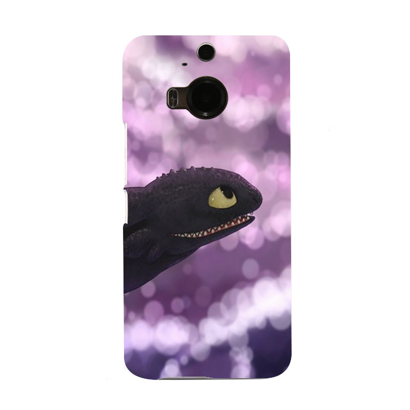 How To Train Your Dragon Customise Make Hard Telephone Case for HTC M9 Only One and M9 PLUS(China (Mainland))