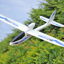 WLtoys F959 Sky King 2.4G 3CH 750mm Wingspan RC Airplane With Led RTF for Kids as Christmas Gift Remote Control Aeroplane Toy(China (Mainland))