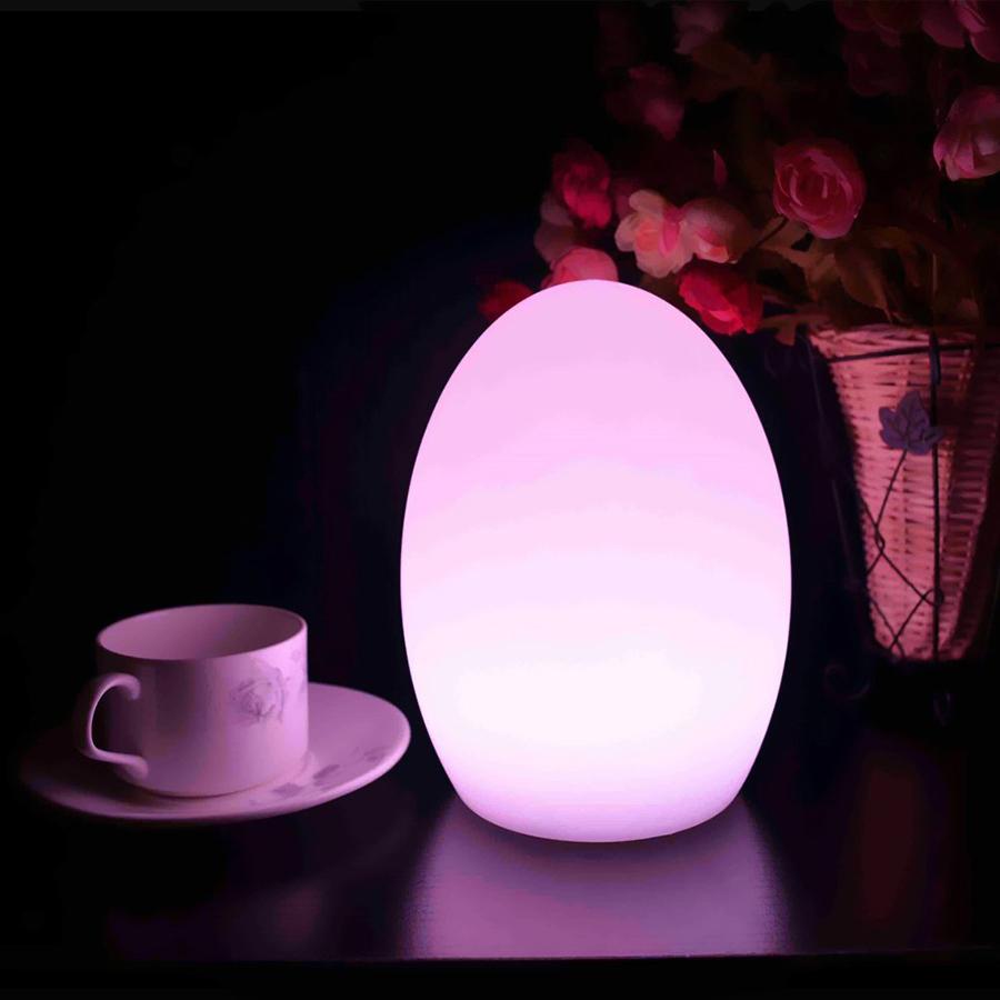 Lampe en forme d 39 oeuf achetez des lots petit prix lampe en forme d 39 - Lampe de table de nuit ...