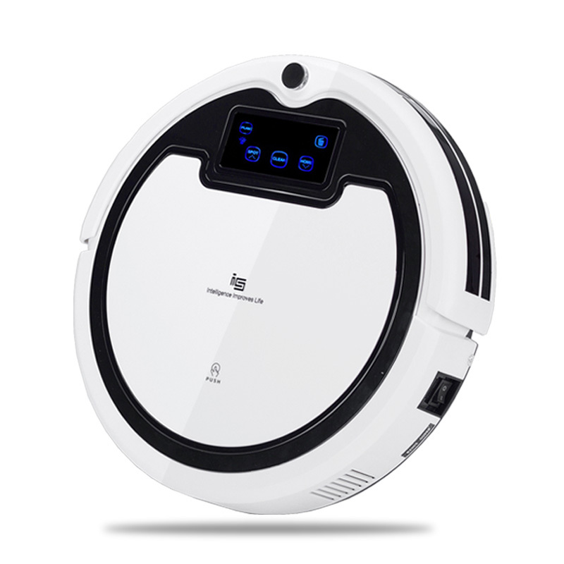 Free shipping Korea sweeping robot intelligent vacuum cleaner household air purifiers automatic charging mopping(China (Mainland))