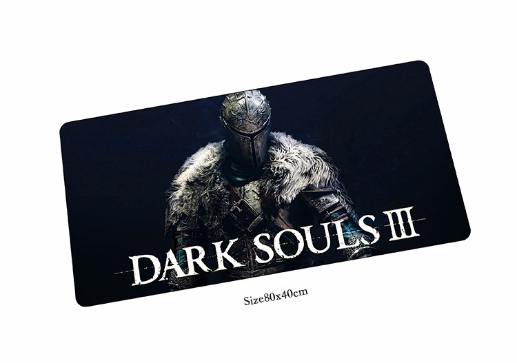 Dark Souls mouse pads hot sales pad to mouse notbook computer mousepad Popular gaming padmouse gamer to keyboard mouse mat