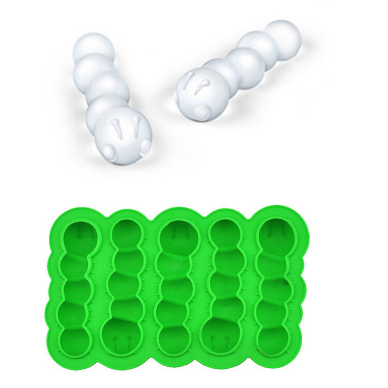 Summer Drinking Tool Ice Cube Tray Animal Shapes Mold Makes Ice Shot Glass Cool Water Tool(China (Mainland))