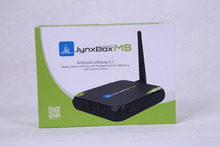 Jynxbox Turbo M8 IPTV (Jynxbox live Updated version)box with Amazing Kodi and movies but without Maxxfiber service(Hong Kong)