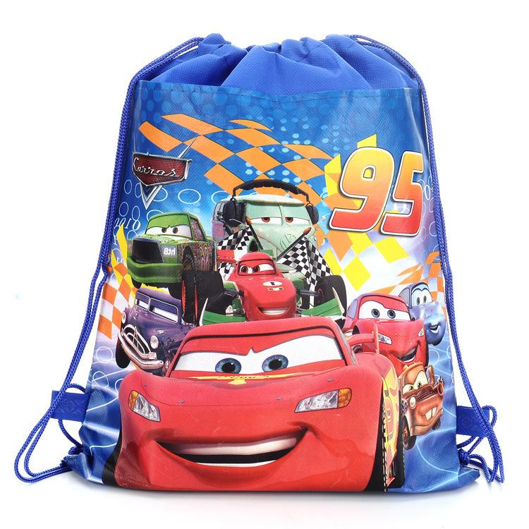 Гаджет  Children Cartoon Drawstring Backpack Kids School Bags Kids Best Birthday Party Gifts NDS07 None Камера и Сумки