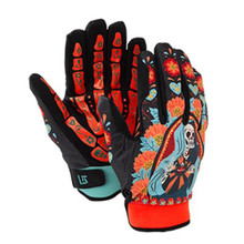 Big sale!!!,High-Q Men's Snowboarding Gloves Waterproof Winter super warmful Skiing Gloves Snowboard Motorcycle prin Gloves(China (Mainland))