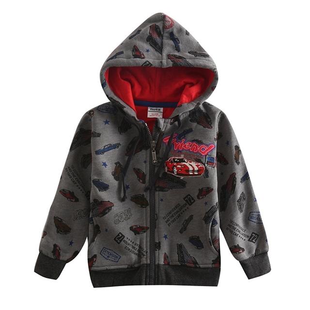 Мальчики куртки зимние ветрозащитный пиджаки пальто Нова и Novatx дети длинный рукав хлопок вышивка пальто куртки для мальчиков детей A3442