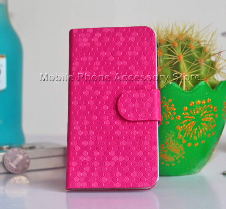 100% Fit Cell Phone Case Huawei Ascend Y550 Flip Phone Bag Cover  With Card Holder Free Shipping