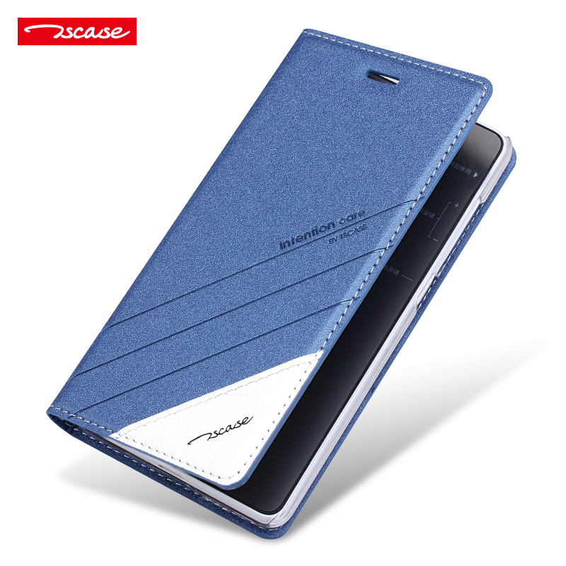 Super Original Luxury Ultra Thin Flip Leather Cover Case For Oneplus 3/ One Plus Three Moblie Phone Bag With Stand Coque(China (Mainland))