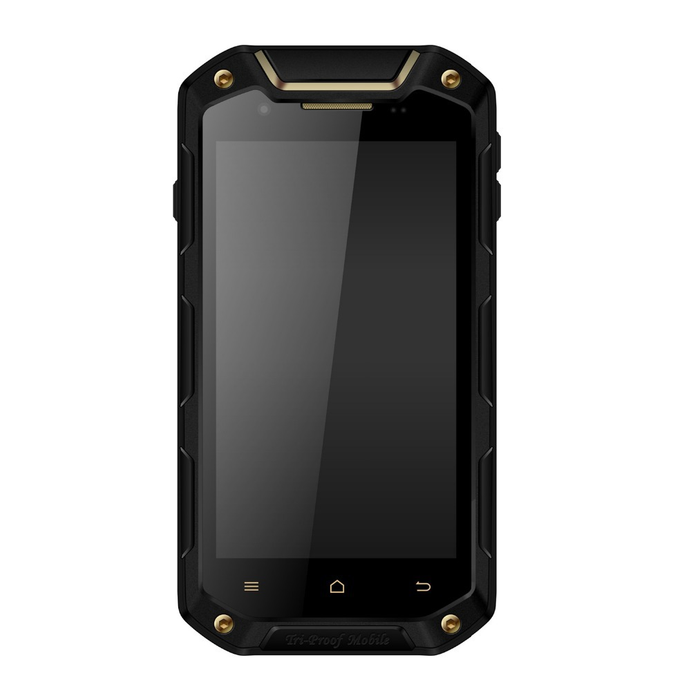 New Phone Original iMAN I5800c 4.5inch Android MTK6582 Quad Core Tri-proof Waterproof Shockproof Cell Phone 1GB+8GB GPS 2+5MP(China (Mainland))