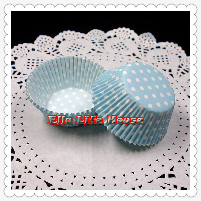 New 2015 Doty Style paper form to bake Cake Tools Cupcake Liners Bulk order supply Baking Cups free shipping 200pcs OEM supply(China (Mainland))