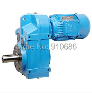 TF Series Parallel Shaft Helical Gear Reducer(China (Mainland))