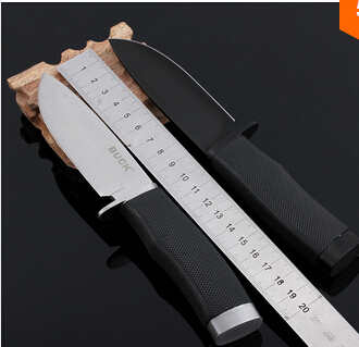 Гаджет  BUCK 009 56HRC 420 fixed Blade knife Outdoor Survival Camping Hunting Rescue Tool Tactical Knife 6323a0 None Инструменты