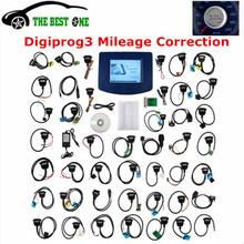 2016 Newest V4.94 Digiprog III Digiprog 3 Odometer Programmer Digiprog3 Mileage Adjust Tool Digi Pro 3 Full Set With All Cables(China (Mainland))