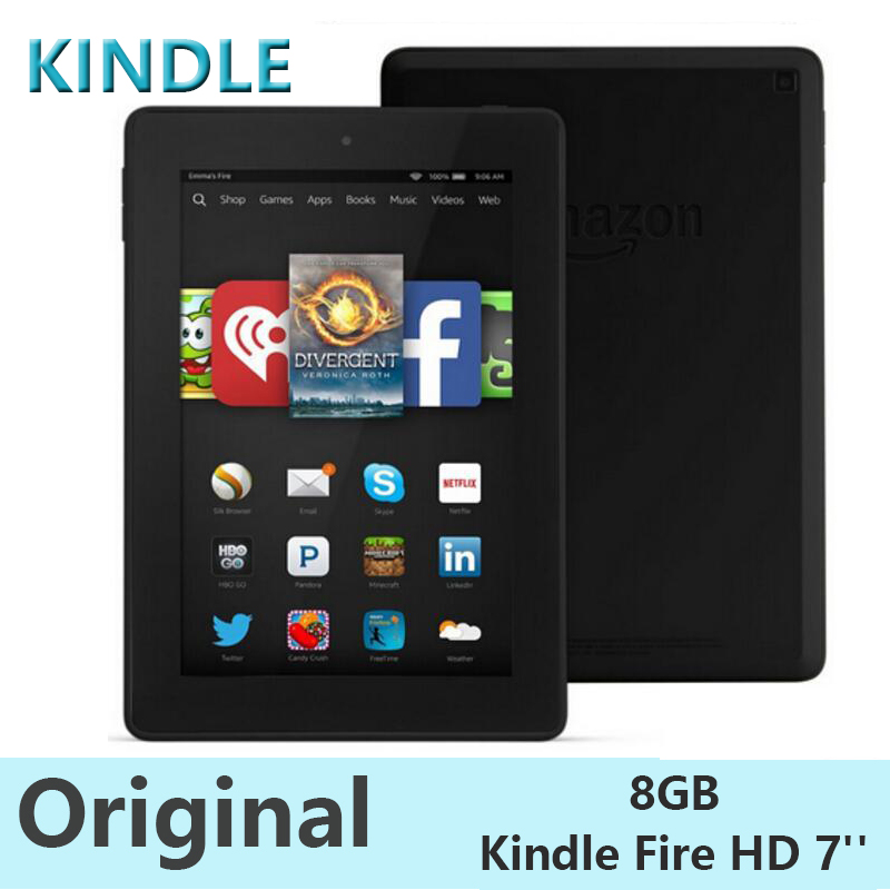 kindle fire hd 7 39 39 inch wi fi 16 gb 1280x800 ebook reader touch screen tablet ereader pdf book. Black Bedroom Furniture Sets. Home Design Ideas